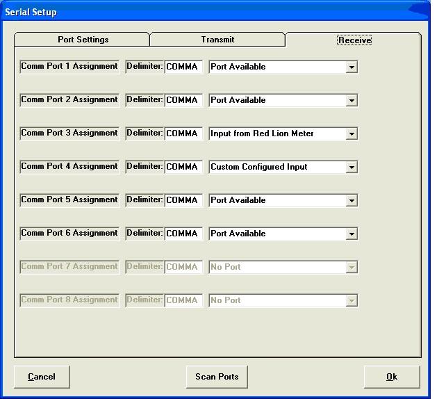 winfrac-serial-input-setup